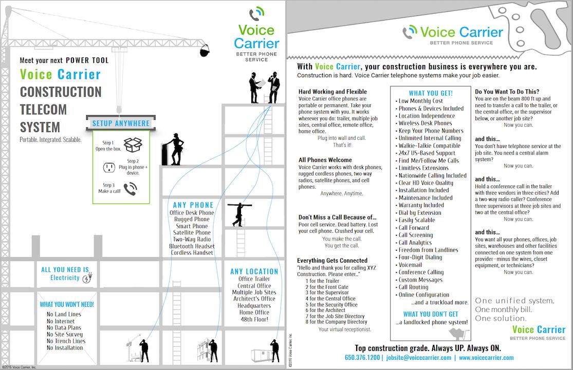 Construction Telecom System